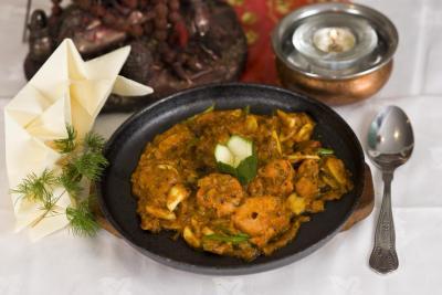 North Nepalese Garlic Chilli Chicken