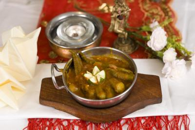 Bhindi Bhajee