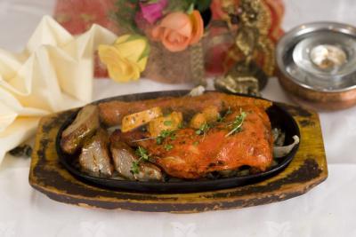Nepalese Tandoori Mixed Grill