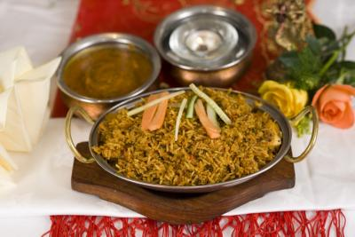 Biryani Dishes