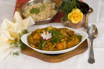 Jalfrezi Dishes