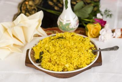 Special Lemon Rice